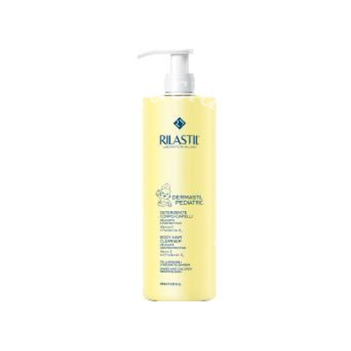 Rilastil Dermastil Pediatric detergente Corpo-Capelli 400ml