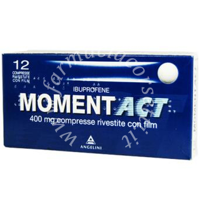 Momentact 12 Compresse Rivestite 400mg