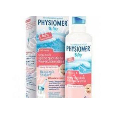 Physiomer Baby Ipertonica Spray 115ml